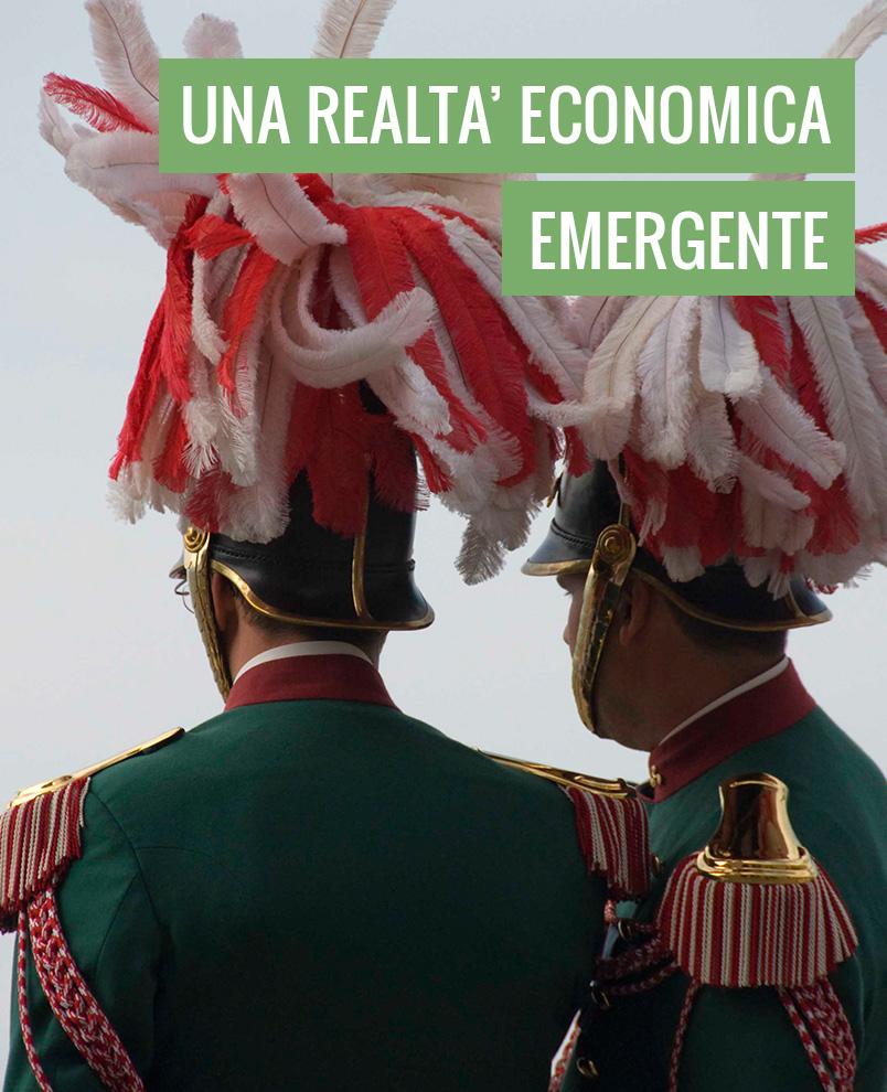 una realta economica emergente san marino